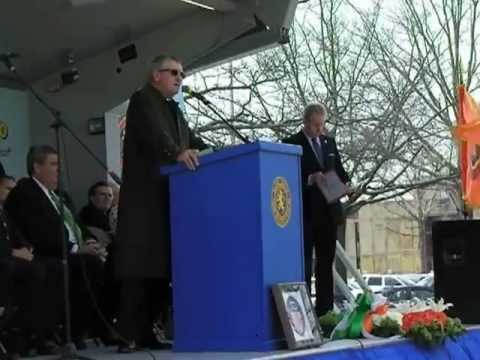 Easter Rising Commemoration in New York March 2013