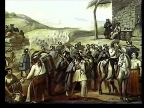 Saint Patricks Battalion - Whole Documentary - Jon Riley and the San Patricios