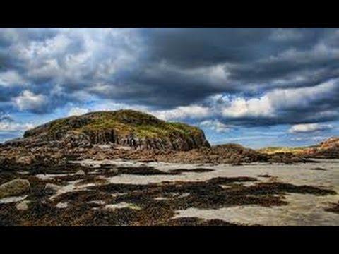 Oileán na Marbh, Island of the Dead,Carraig Finn,Carrickfinn,Donegal,Cillín,child burial ground