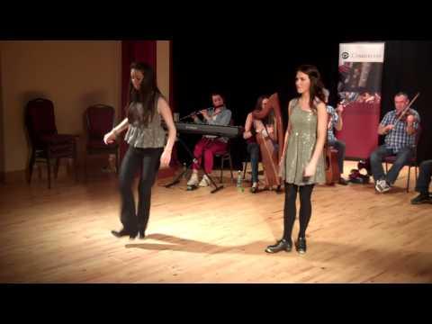 Traditional and Sean-Nos Irish Dance on the Wild West Irish Tour