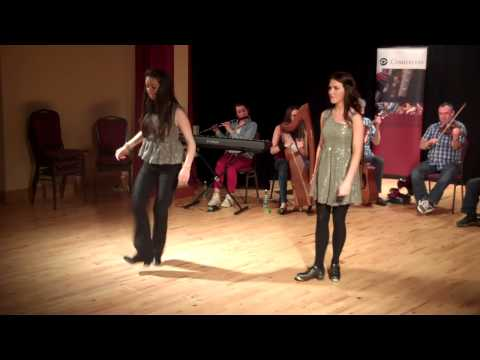 Traditional and Sean-Nos Irish Dance on the Wild West Irish Tour