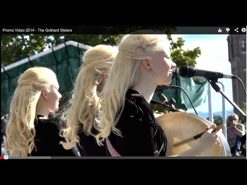 Promo Video 2014 - The Gothard Sisters