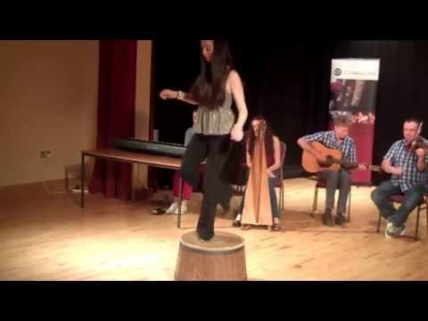 Amazing Irish (Barrel)  Dancing on Wild West Irish Tour!