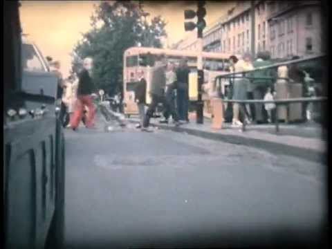 Driving in Dublin in 1976