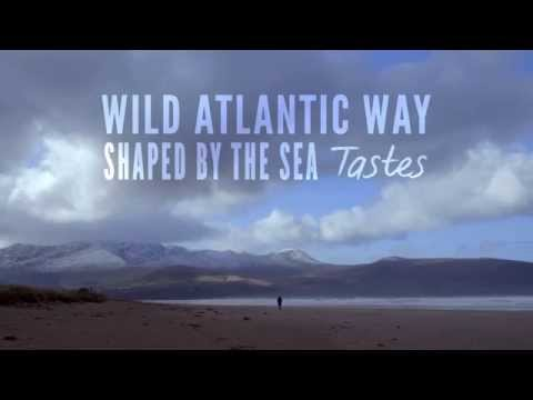 Tastes of The Wild Atlantic Way - Shaped by The Sea