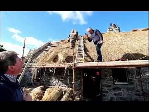 Claddagh Thatched Cottage -- Walking Tours of Galway