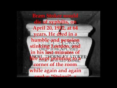 Bram Stoker - Life and Work - Born 8 November 1847