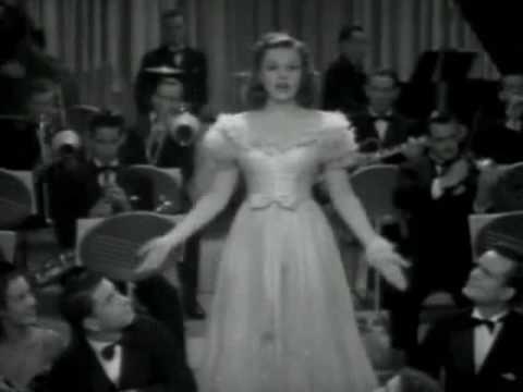 Singin' In The Rain - Judy Garland (Little Nellie Kelly)