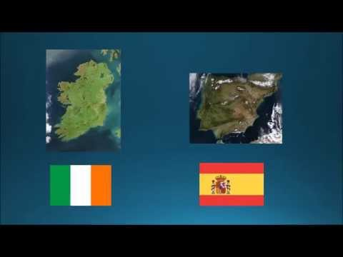 Spain and Ireland: The Flight of the Wild Geese