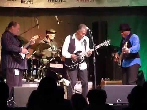 I'm Gonna Move To The Outskirts Of Town - The Kinsey Report - Niagara Falls Blues Festival