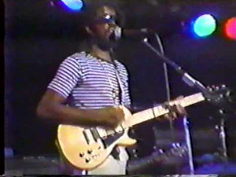 Donald Kinsey W/  Peter Tosh - Rehearsal 1981-08-20 Roxy Los Angeles, Extremely  rare footage.