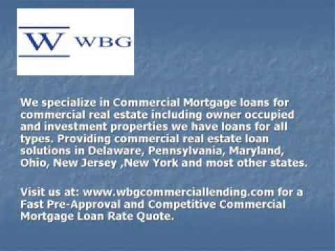 WBG Commercial Lending