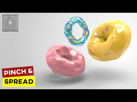Pinch & Spread Torus