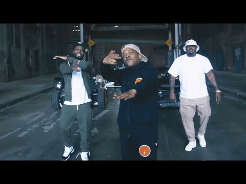 Nino Man x Styles P x Sheek Louch - Grams Going Express (2020 New Official Music Video) Benji Filmz