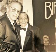 Producer Todd Barkan & Jimmy Scott  ~  2000  ~
