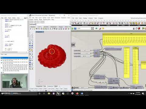 Grasshopper for Rhino 3D: Python Programming (McNeel Europe Flash Workshops)