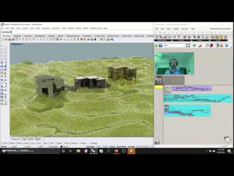 Digital Modeling, Dungeon & Dragons, World of Duchame, Wickerson Studios, Agle (ruined castle) 001