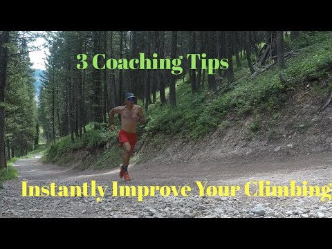 3 Coaching Tips to INSTANTLY Improve your UPHILL RUNNING
