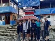 Trekking in Nepal with Alpine Ramble