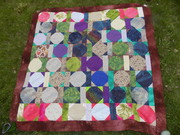 Stay at Home quilt variation