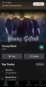 Check Out Young Gifted On Tidal