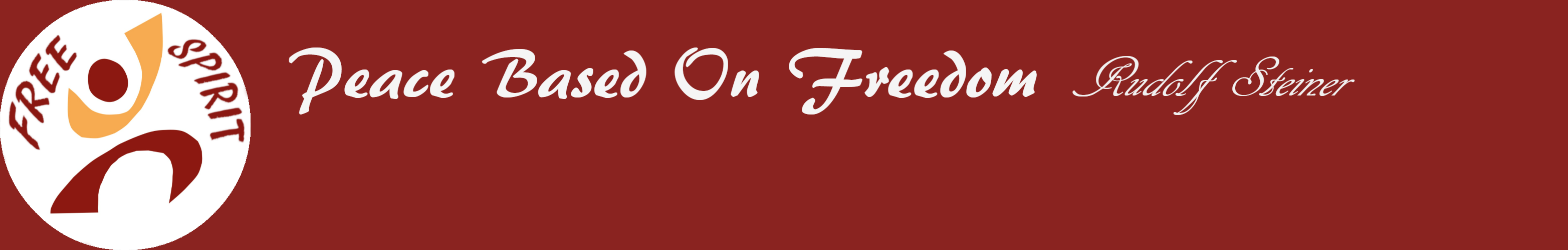 The Philosophy Of Freedom Logo