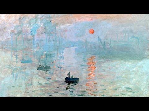 Impression, soleil levant - La naissance de l'impressionnisme
