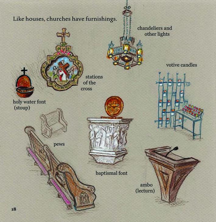 Furnishings - Catholic Churches Book
