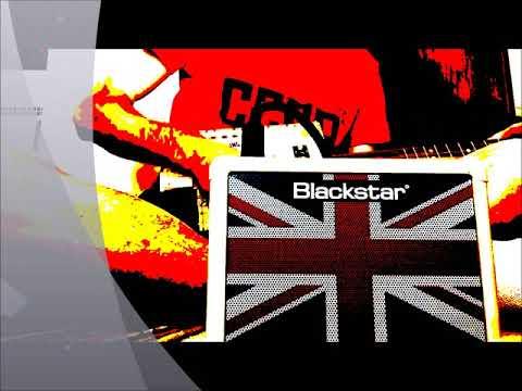 BLACKSTAR FLY Demo with CIGAR BOX GUITAR !!