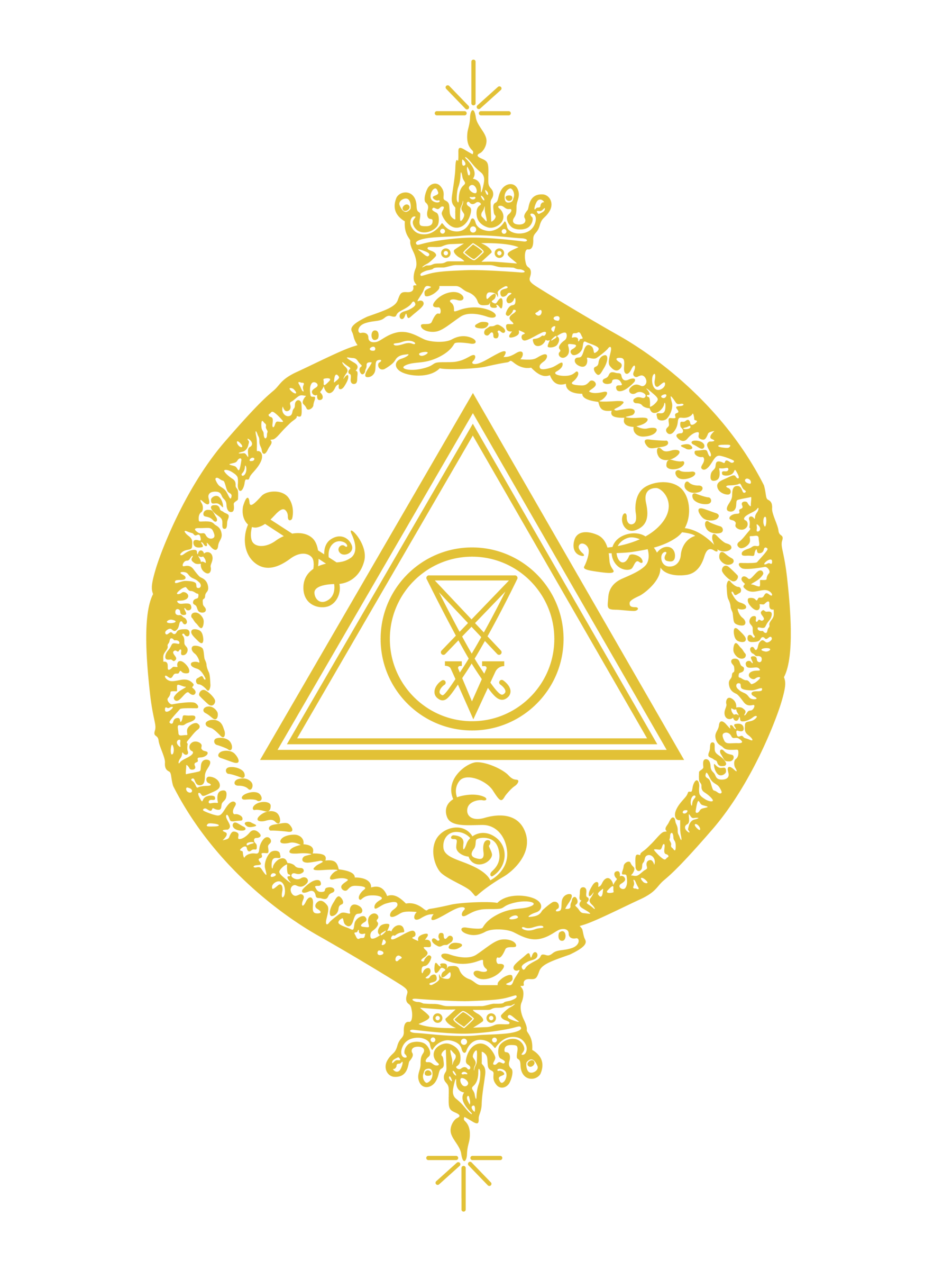 Luciferian Research Society Logo