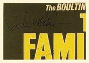 Paul McCartney 1967 EMI Studios Abbey Road, London Autograph [Pepper Session] (UK).  (Denise Werneck Collection)