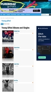 PUREBREAK MUSIC CHARTS.... #YoungGifted  http://www.chartsinfrance.net/Young-Gifted/albums-singles.html