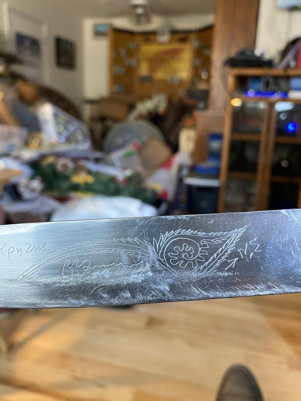 Mystery Knife