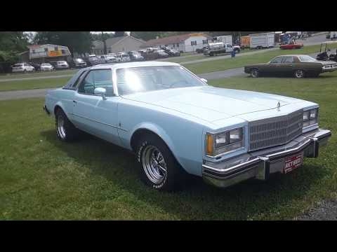 Car Shopping With Pam  1977 Buick Regal Landau T Top At the 2020 Spring Carlisle