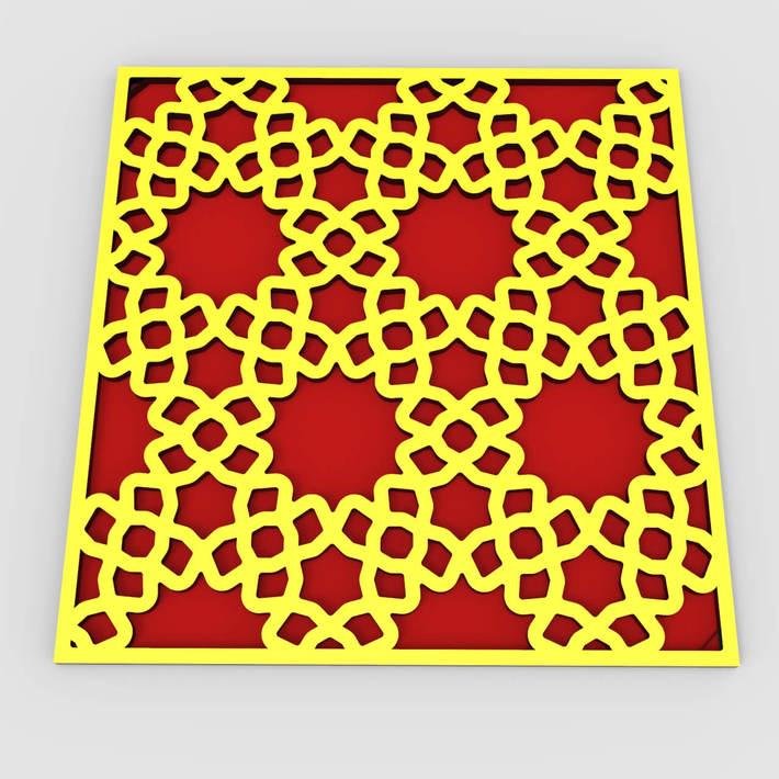 Islamic Star Pattern