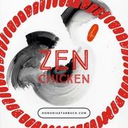 Zen Chicken Poster 2020