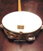 Tambourine Diddley Bow