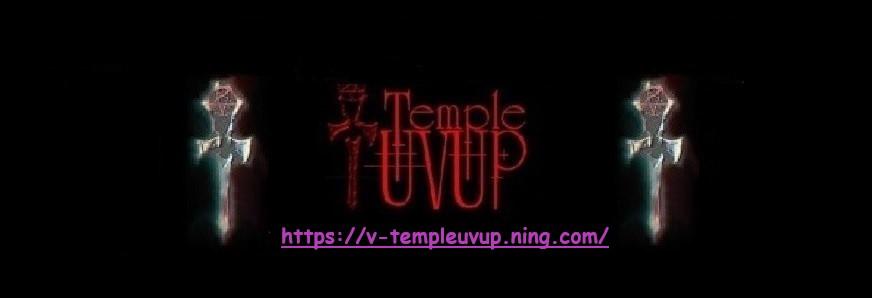 Vampyrian TempleUVUP Logo
