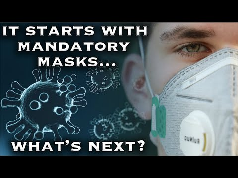 Do Masks Even Work? Can You Be Forced To Wear One? Dr. Kaufman Weighs In