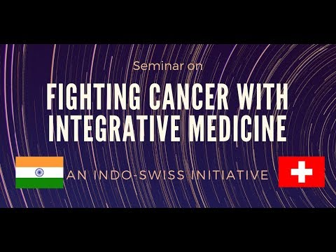International Seminar on Integrated Therapies in Cancer Care at the Saifee Hospital 13th Jan 2019
