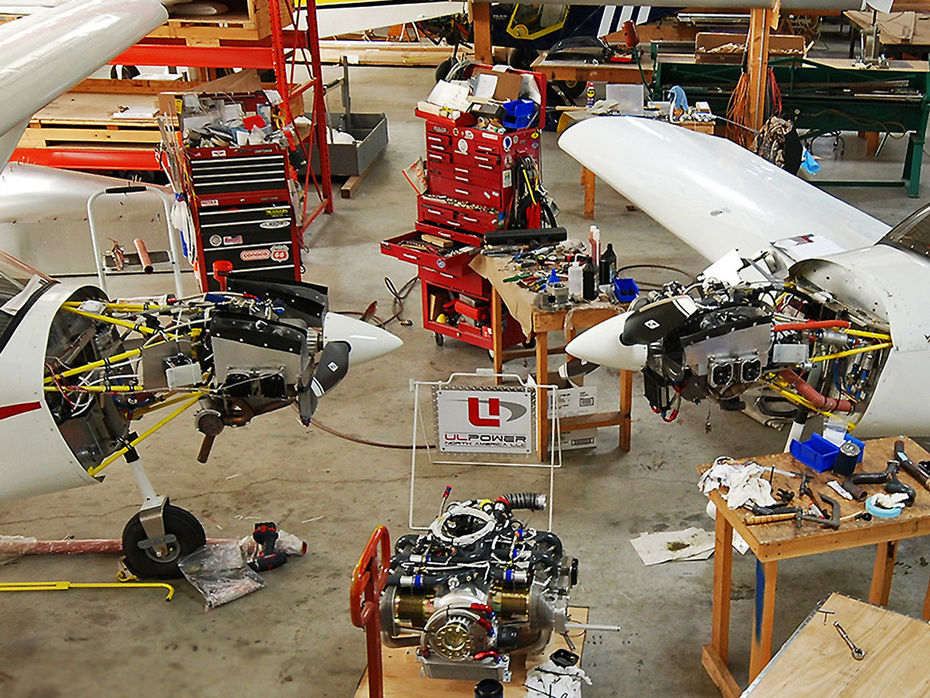 Online Seminar: UL Power engines for Zenith kit aircraft