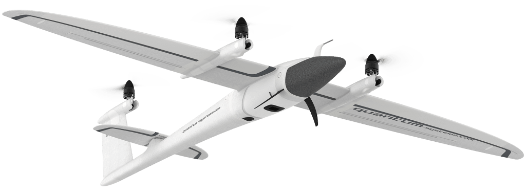 How Quantum Systems used 3D printing to prototype their VTOL drone