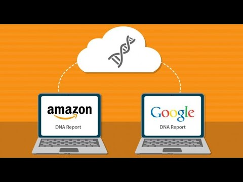 The Amazon Cloud Digital DNA Cybernetic New World Order