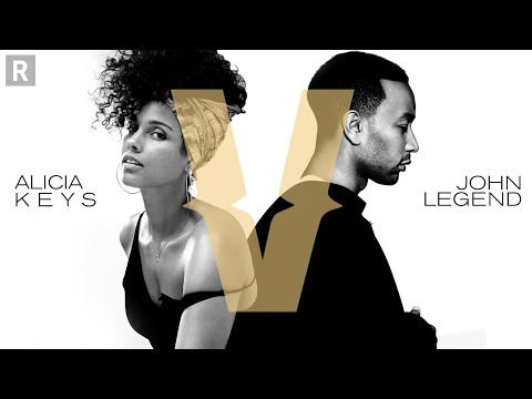 Watch Alicia Keys and John Legend battle head-to-head on Verzuz
