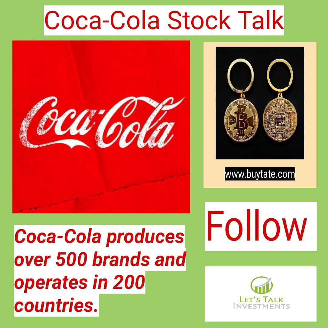 Stock Market: Coca-Cola Stock Talk