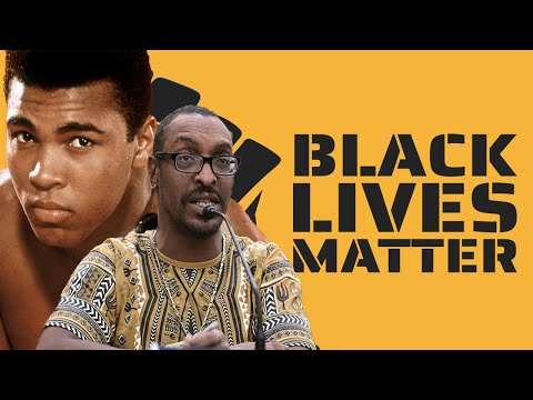 Muhammad Ali Jr SLAMS Black Lives Matter!
