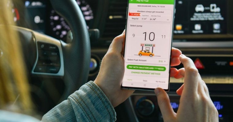 7-Eleven pilots Siri voice commands for contactless fuel
