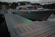 31 Commanders starboard light