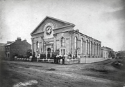 Congregational Church (Exterior) Lordship Lane, 1890