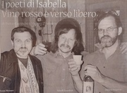 Tribute to the poets of Isabella